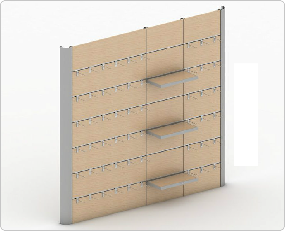 retail Wall System