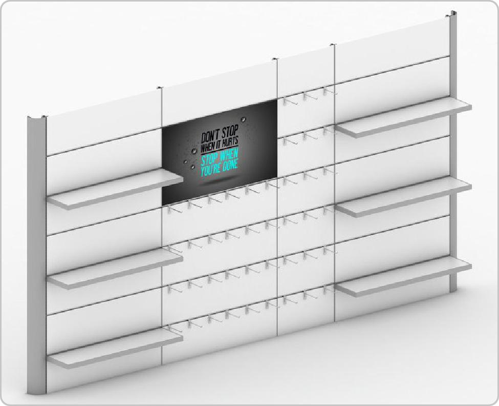 modular retail wall system