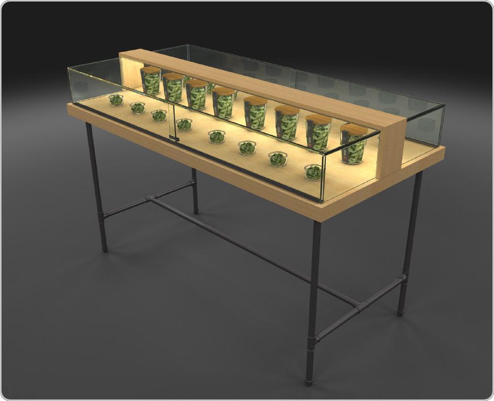 Dispensary Table