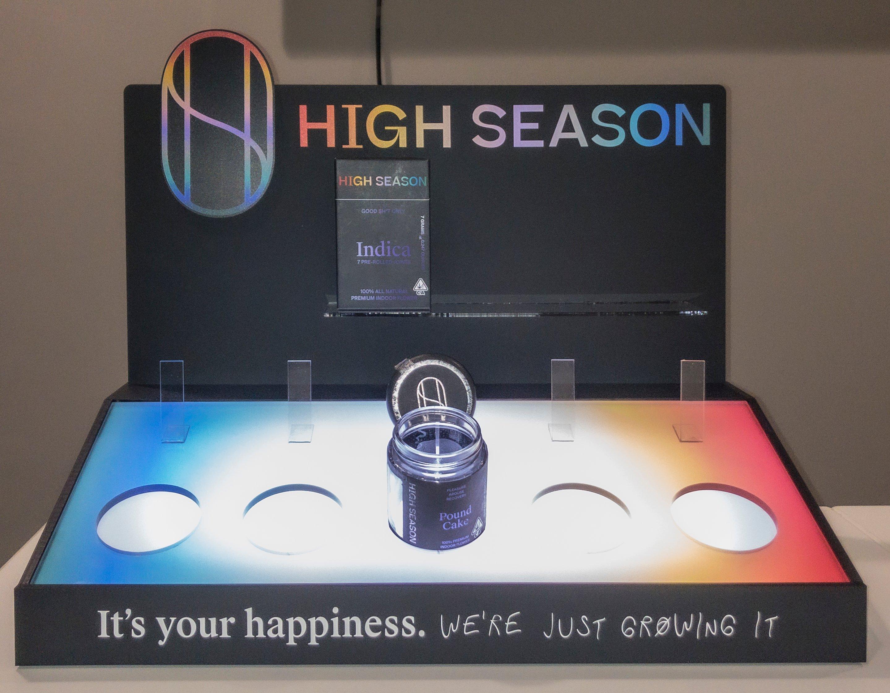 High Season HOF Display-jpg