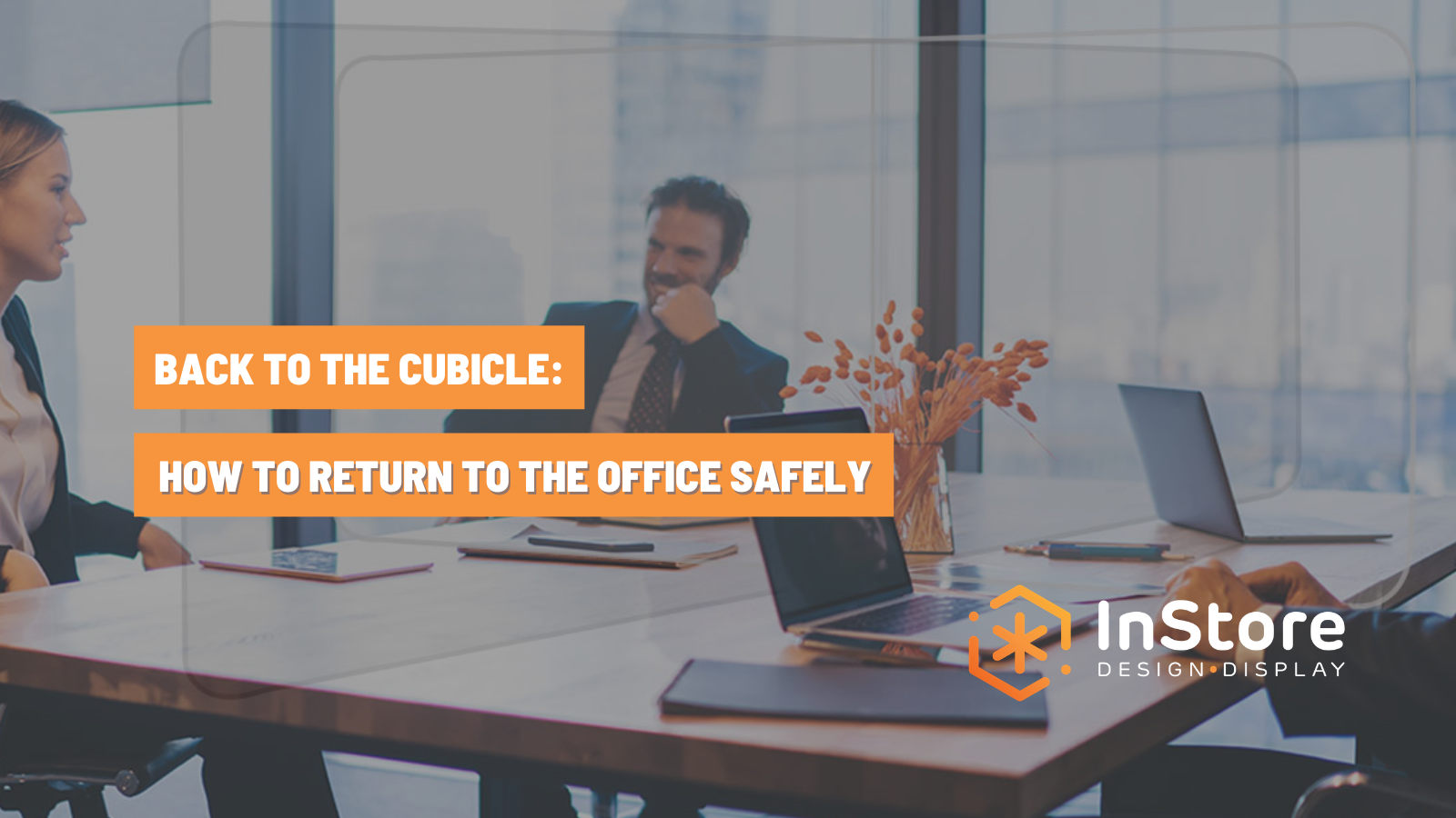 Back to the Cubicle: How to Return to Work Safely
