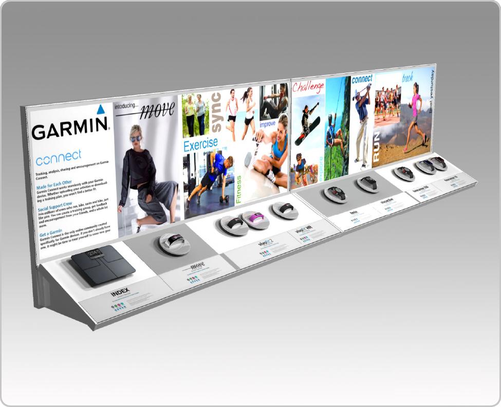 Best Buy Inline Garmin Display