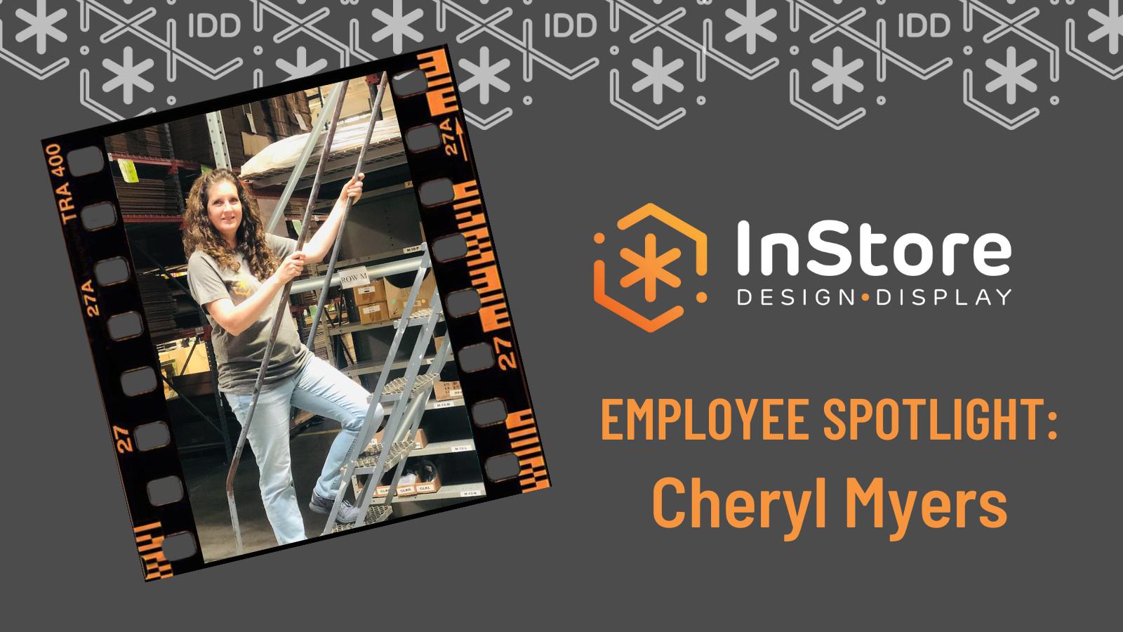 Team Member Spotlight: Cheryl Myers