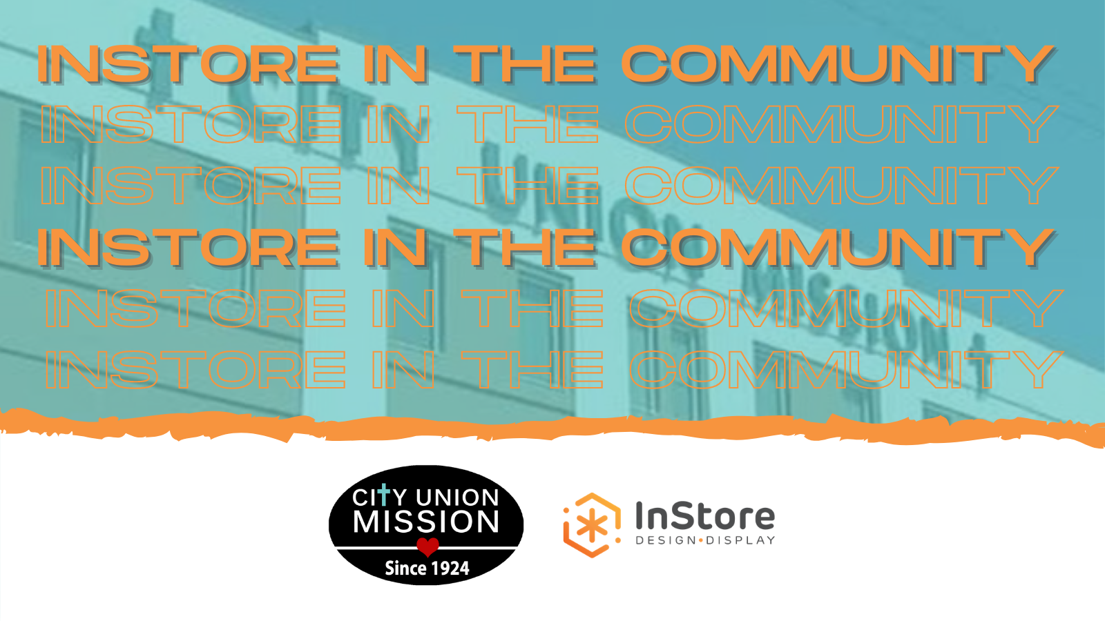 In the Community: Backpacks for City Union Mission