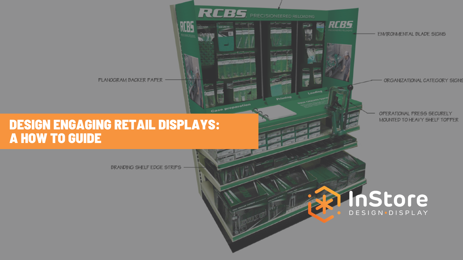 How to Design Engaging Retail Displays
