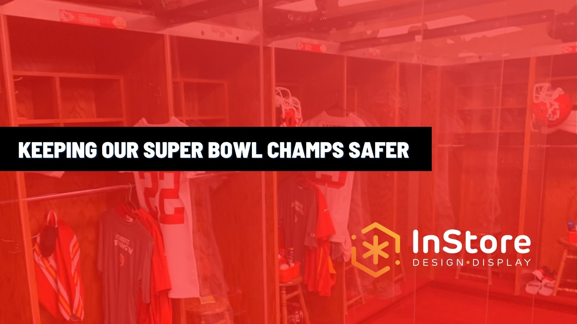 Keeping Our Super Bowl Champs Safer