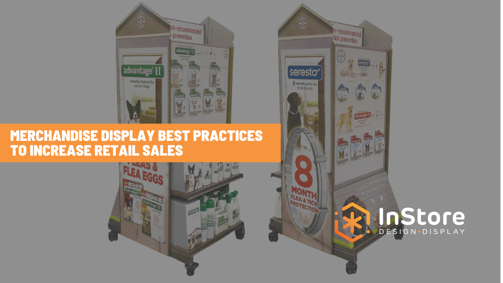 Merchandise Display Best Practices to Increase Retail Sales