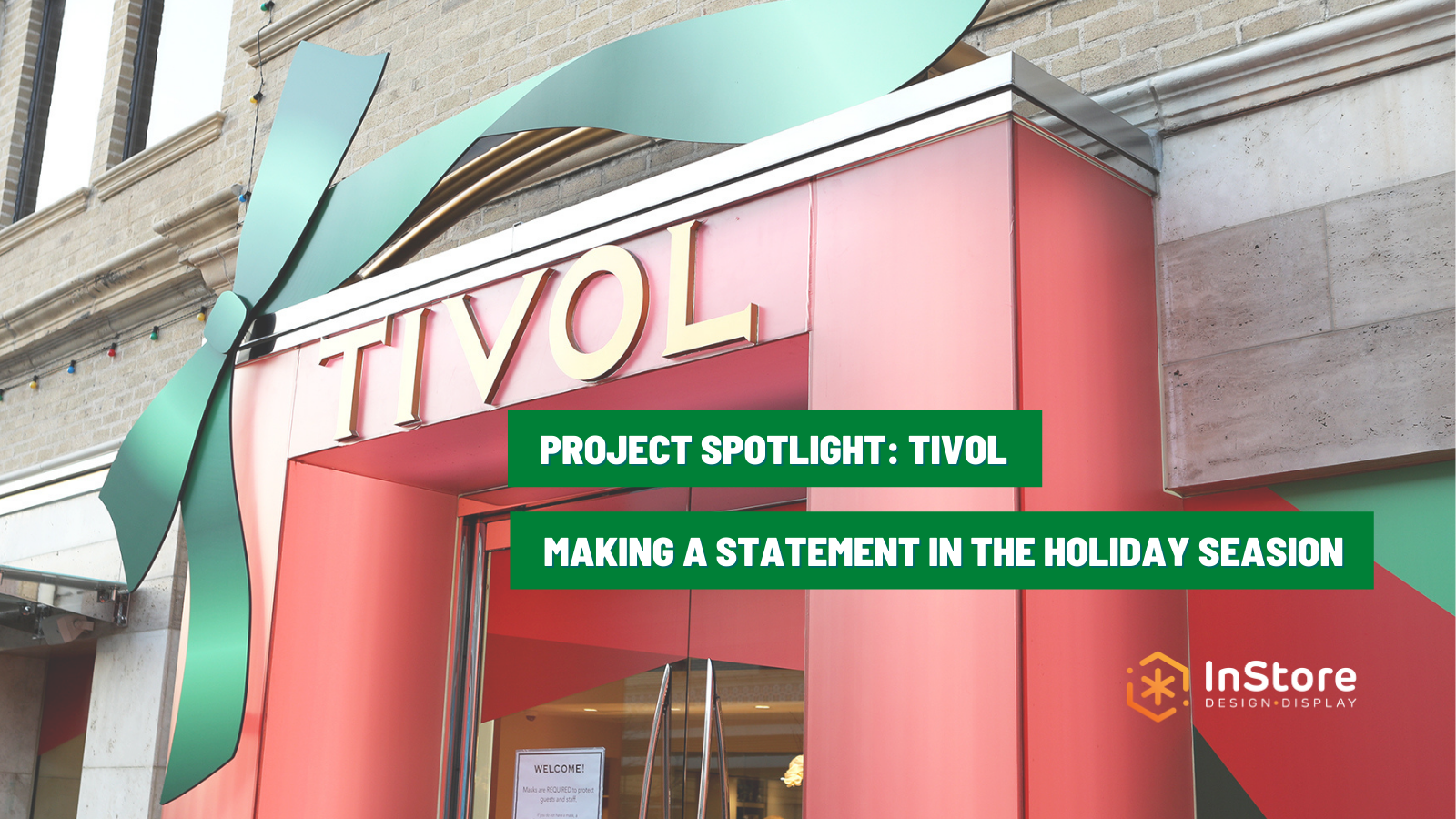 Project Spotlight: Putting a Bow on it for Tivol