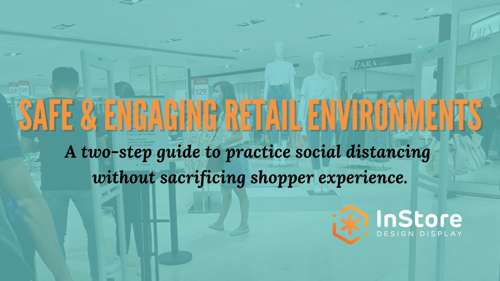 Tips for Maintaining Social Distancing in the Retail Environment