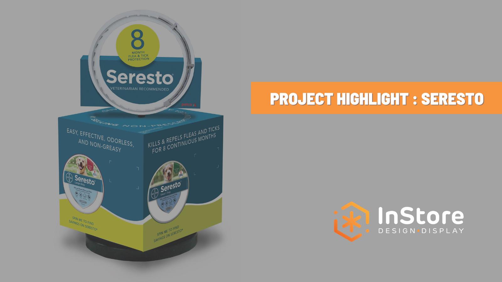 Project Spotlight: Seresto's Register Display