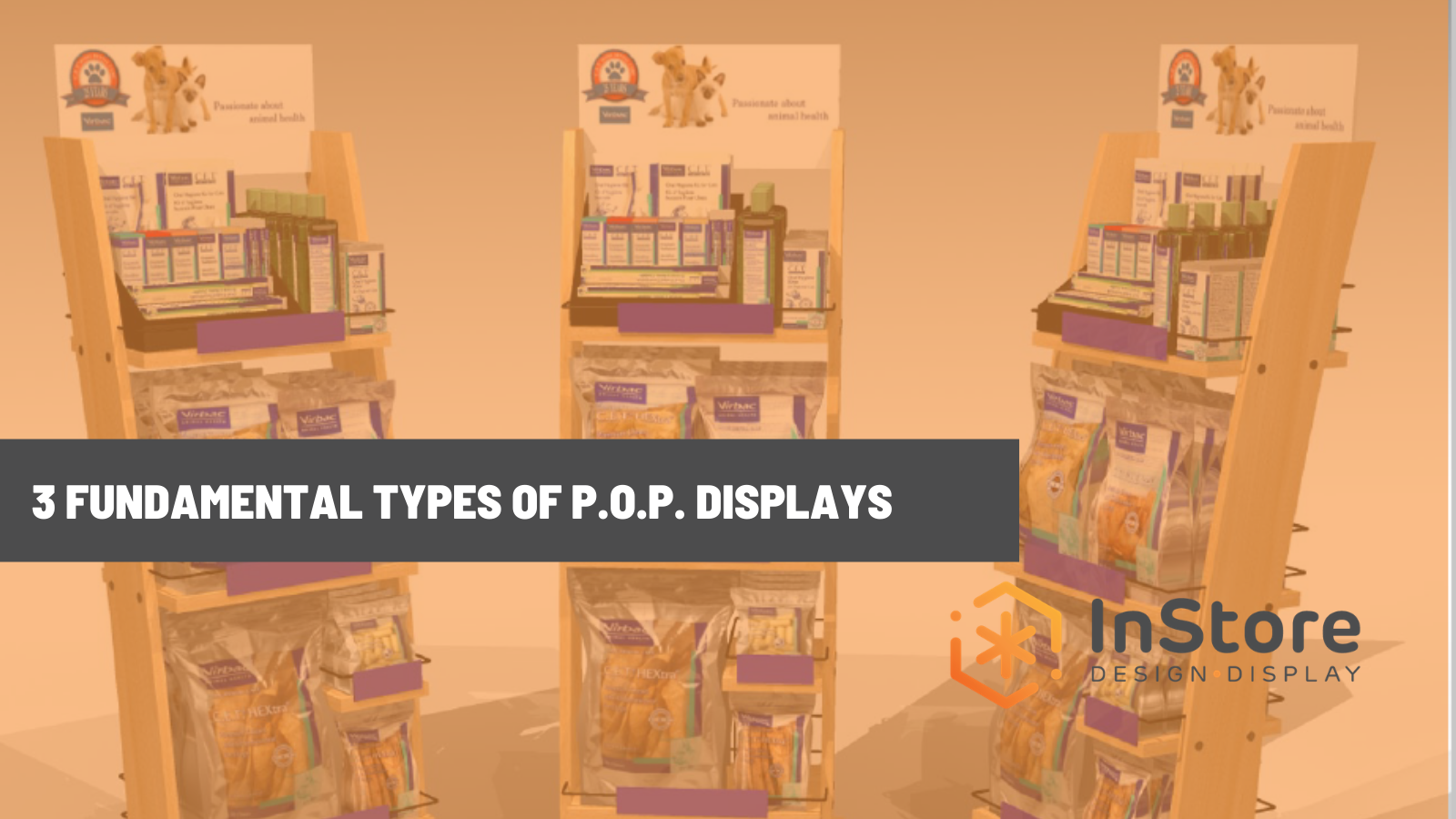 The 3 Fundamental Types of Point-of-Purchase (POP) Displays