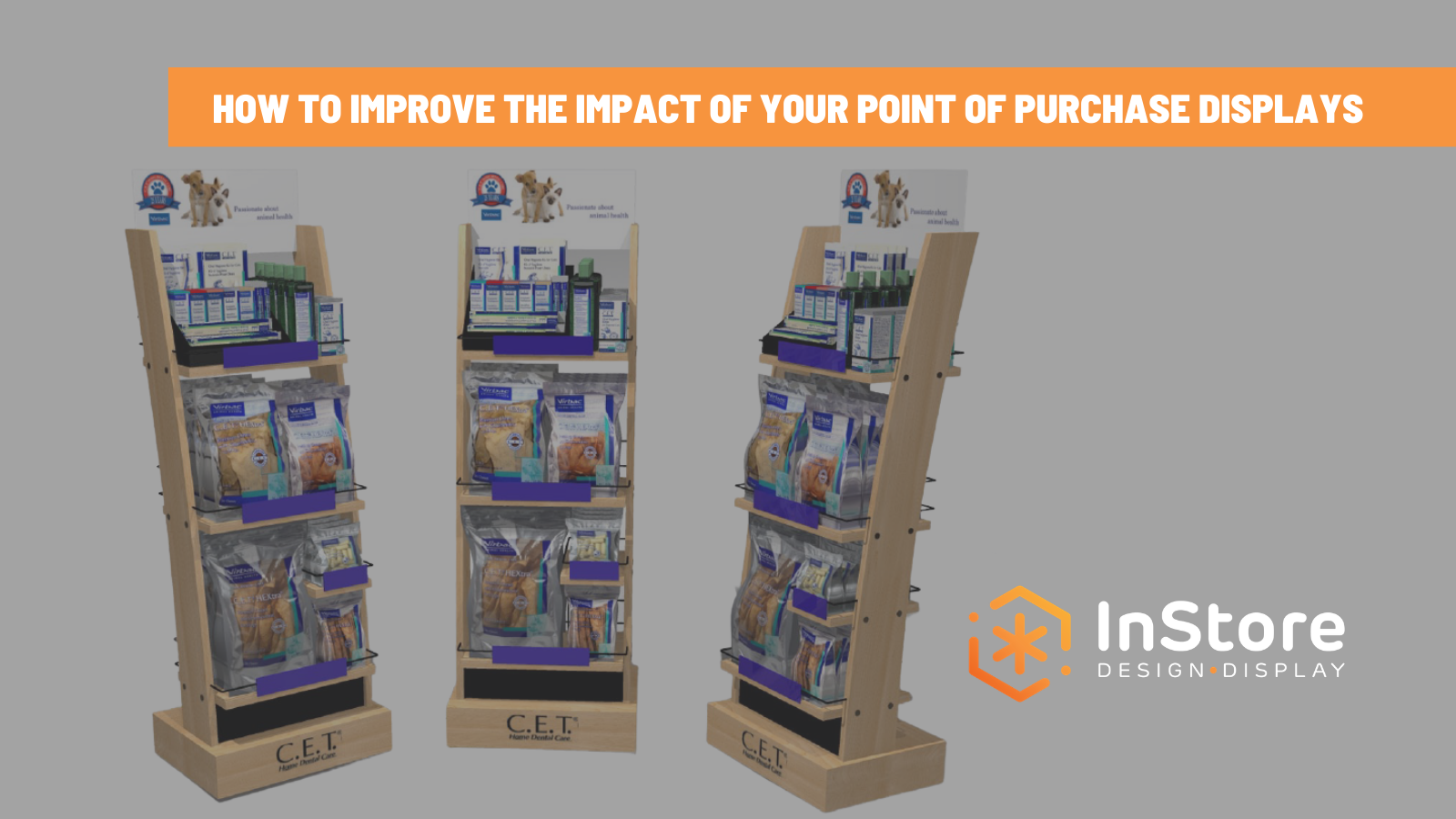 Improving Impact: 6 Tips to Guide Point-of-Purchase Display Design
