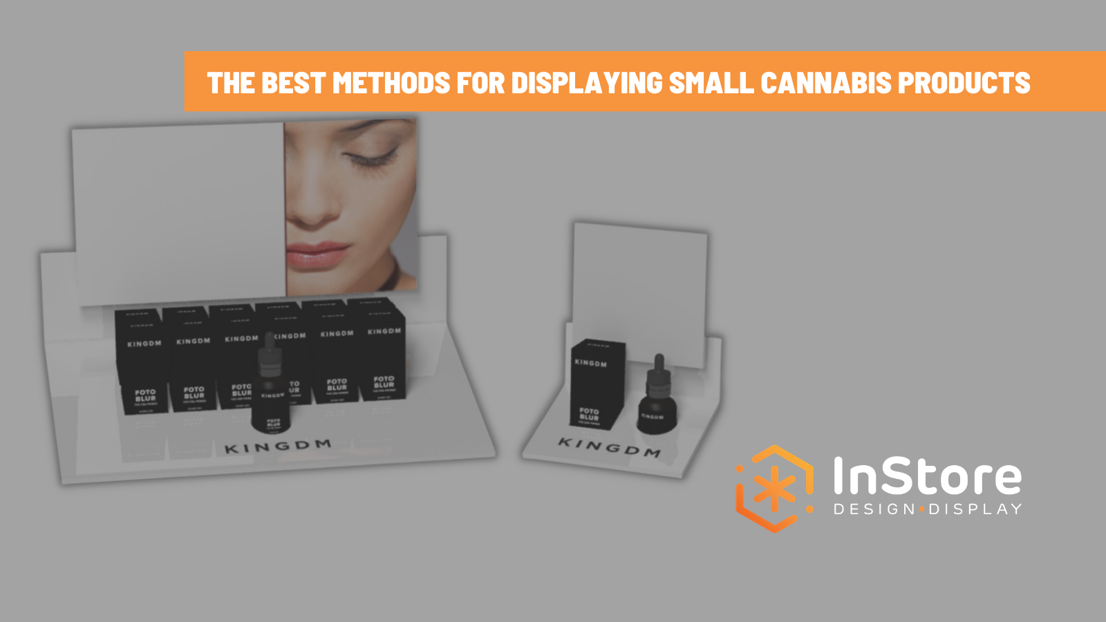 Small Displays that Wow: How to Get your Cannabis Concentrates Noticed